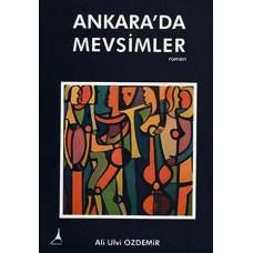 ANKARADA MEVSİMLER